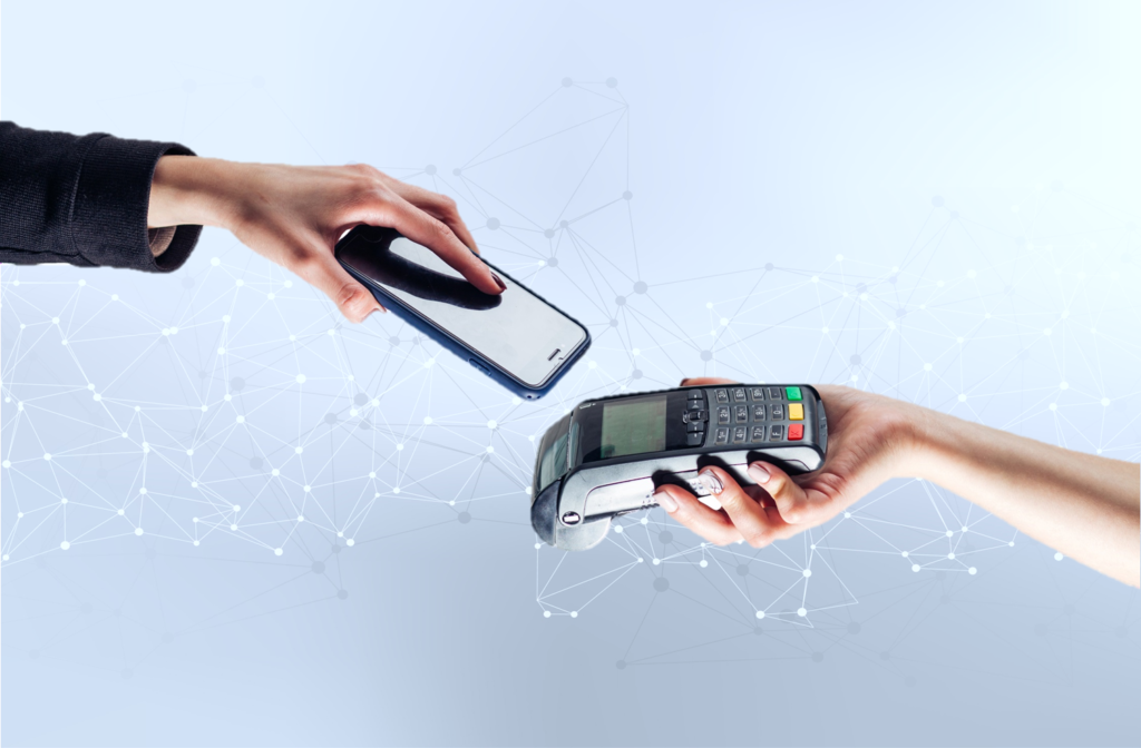contactless payments with CPACE